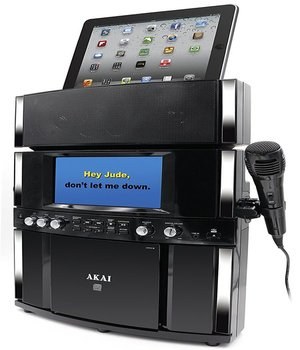 akai professional karaoke machine review
