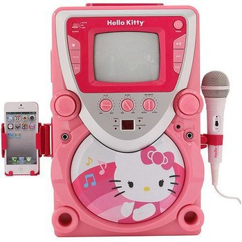 best hello kity karaoke machine for kids