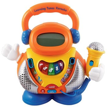kids karaoke machine with screen