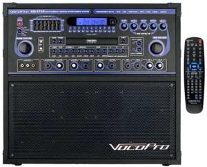pro karaoke machine