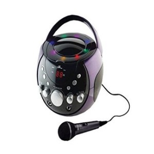 karaoke machine portable
