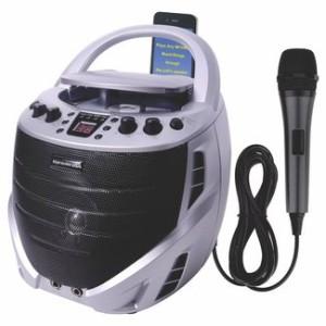 memorex portable karaoke machine